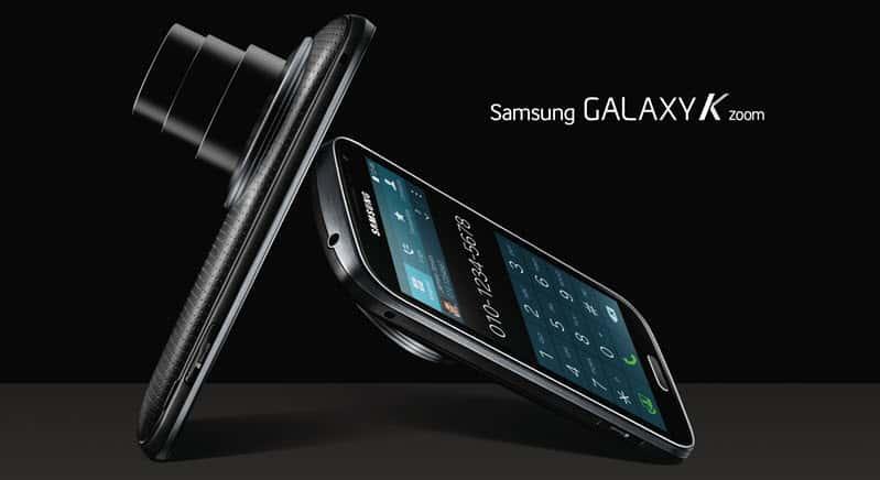 Samsung Galaxy K zoom Banner