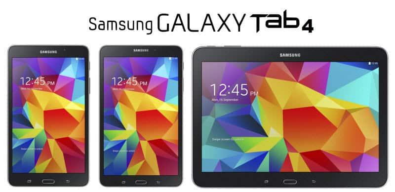 Samsung-Galaxy-Tab-4-Serie