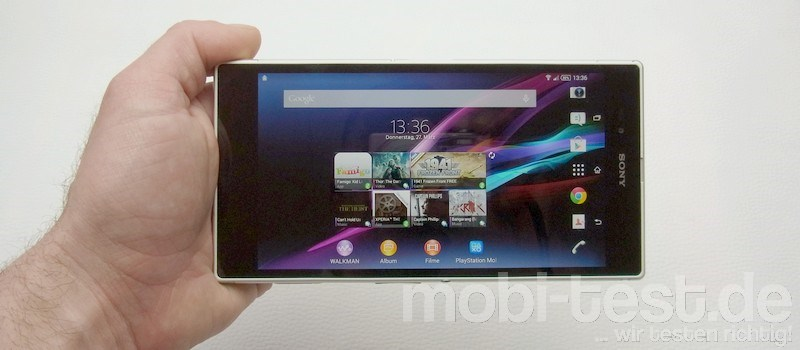 Sony Xperia Z Ultra Hands-On (4)