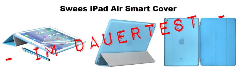Swees iPad Smart Case Test