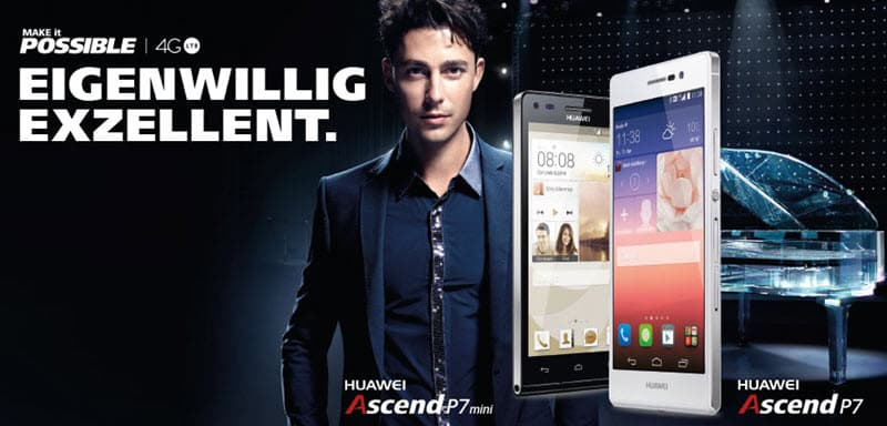 Huawei Ascend P7 Banner