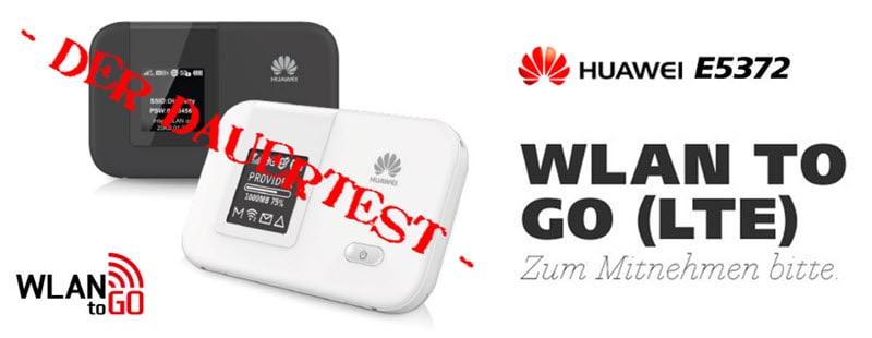Huawei E5372 Banner