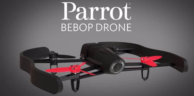 Parrot Bebop Drone Banner