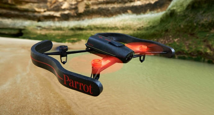 Parrot Bebop Drone1