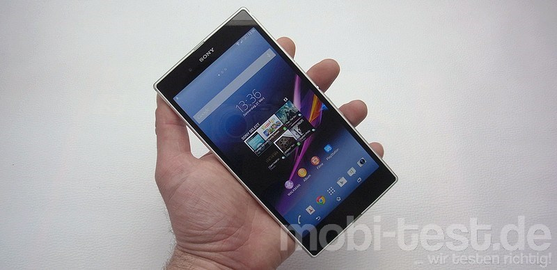 Sony Xperia Z Ultra Hands-On (2)