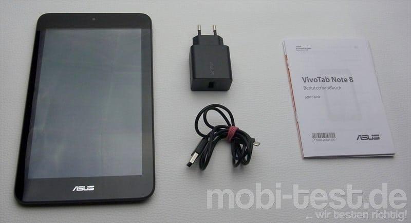 ASUS VivoTab Note 8 Unboxing (2)