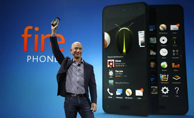 Amazon Fire Phone Banner