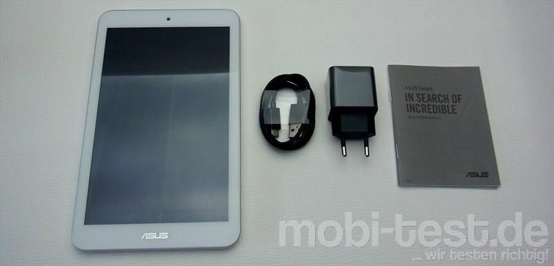 ASUS Memo Pad HD 8  Unboxing (2)