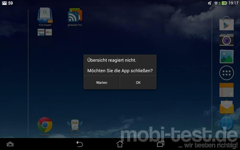 ASUS MemoPad HD 8 Leistung (8)