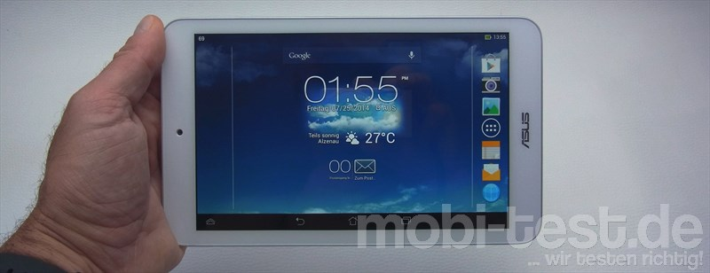 Asus MeMo Pad HD 8 Hands-On (1)