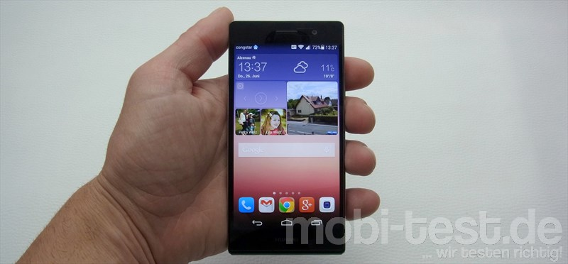 Huawei Ascend P7 Hands-On (3)