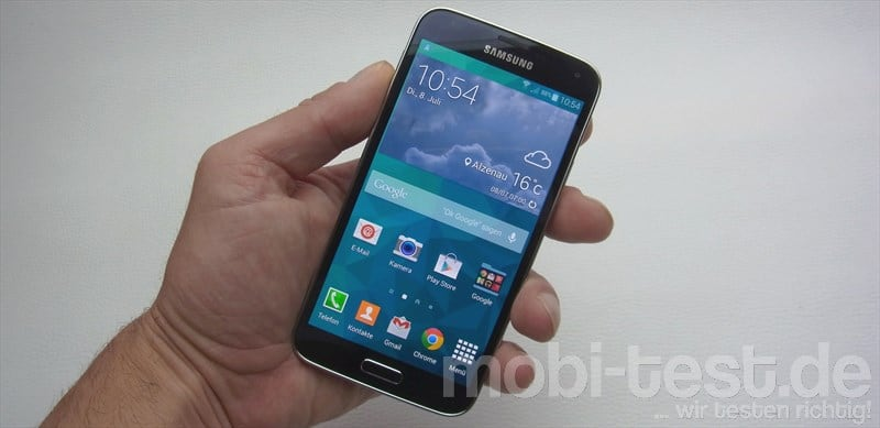 Samsung Galaxy S5 Hands-On (3)