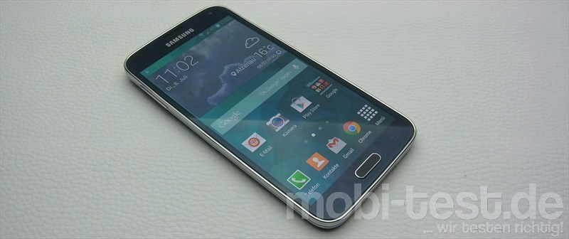 Samsung Galaxy S5 Hands-On (5)