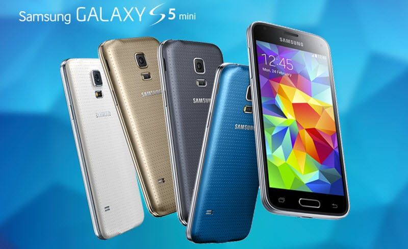 Samsung Galaxy S5 mini Banner