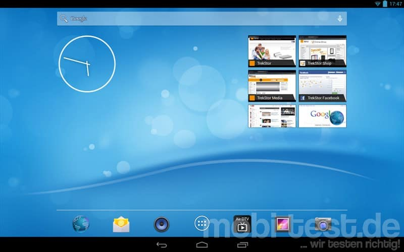 Trekstor SurfTab xintron i 10.1 Fan Edition Screenshots (1)