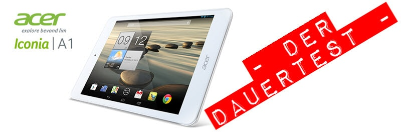 Acer Iconia A1-830 Banner