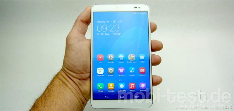 Huawei MediaPad X1 7.0 Hands-On (3)