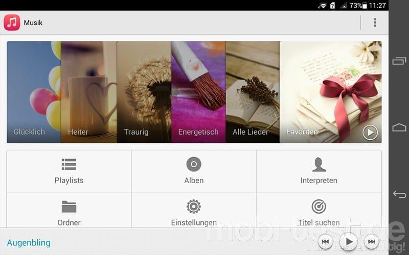 Huawei MediaPad X1 7.0 Klang (2)