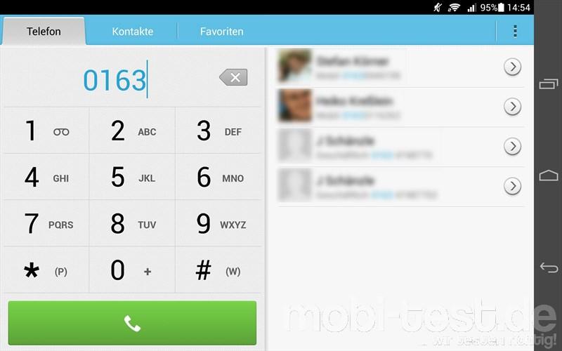 Huawei MediaPad X1 7.0 Telefon