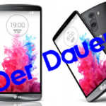 LG G3 im Dauertest – die Übersicht