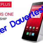 OnePlus One im Dauertest – die Übersicht
