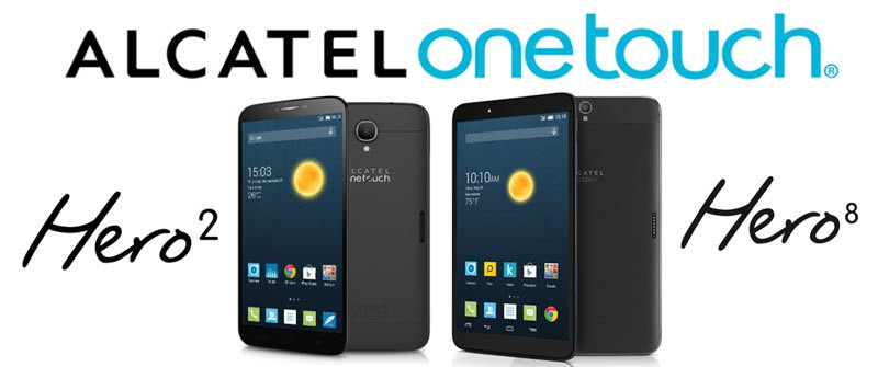 Alcatel OneTouch Banner