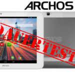 ARCHOS 80 Helium 4G im Dauertest – die Übersicht