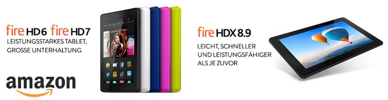 Kindle Fire 4 Banner