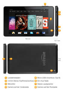 Kindle Fire HD 62