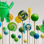 Android  5.0 Lollipop Logo