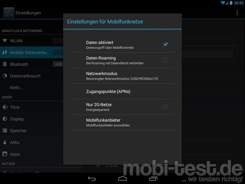 Archos Helium 80 4G Screenshots (12)