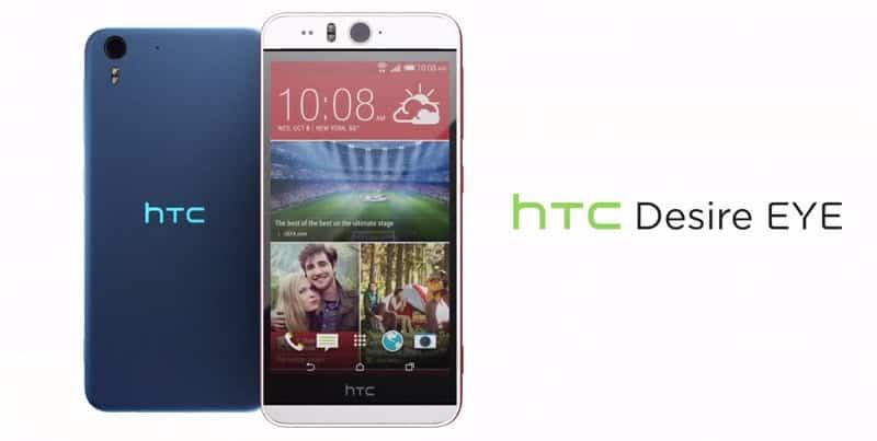HTC Desire EYE Banner