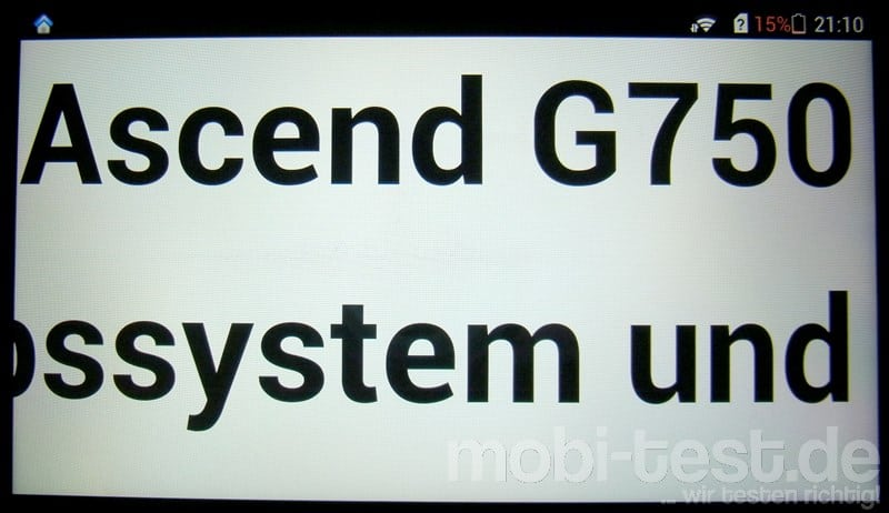 Huawei Ascend G750 Display (7)