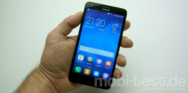 Huawei Ascend G750 Hands-On (6)