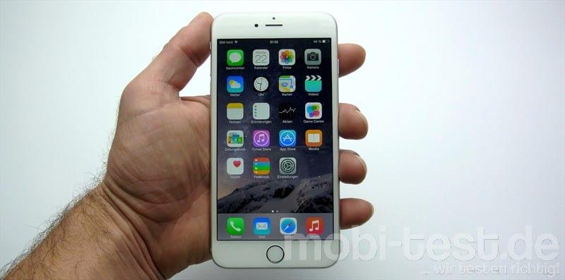 iPhone 6 und die Touchscreen Krankheit