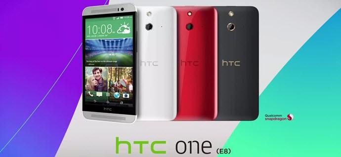 HTC One E8_Banner