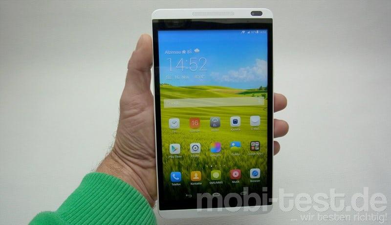 Huawei MediaPad M1 8.0 Hands-On (2)
