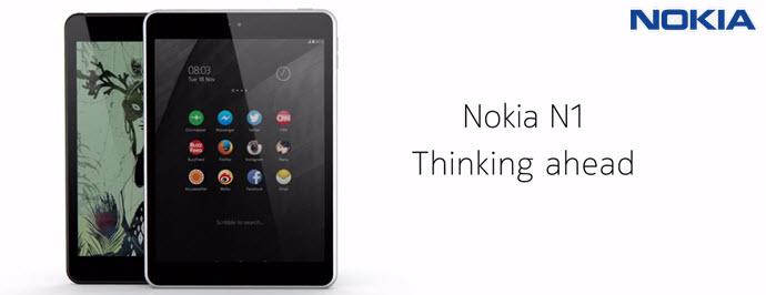 Nokia N1 Banner