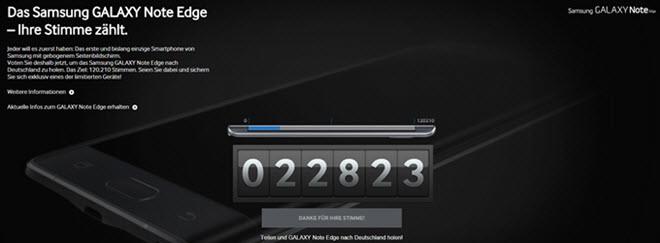 Samsung Galaxy Note Edge Banner