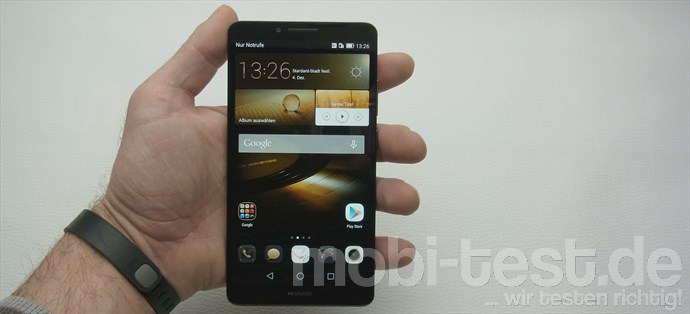 Huawei Ascend Mate 7 Hands-On (2)