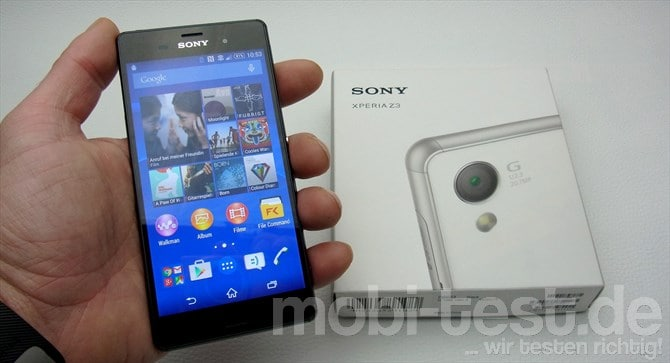 Sony Xperia Z3 Hands-On (7)