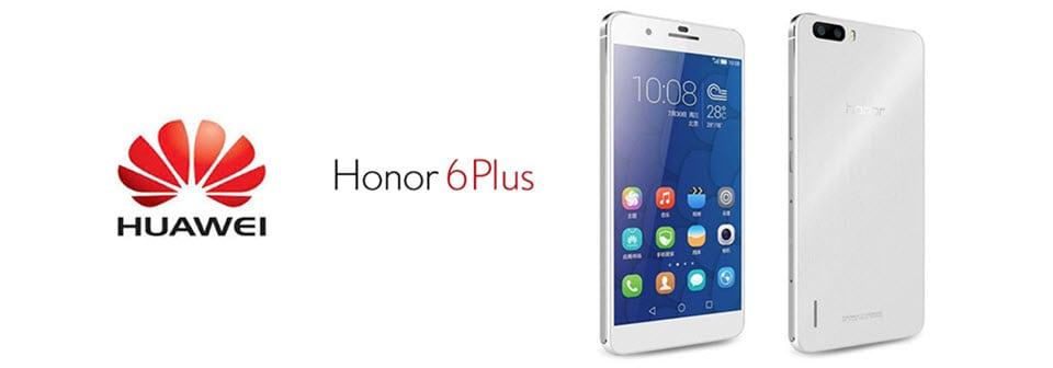 Huawei Honor 6 Plus Banner