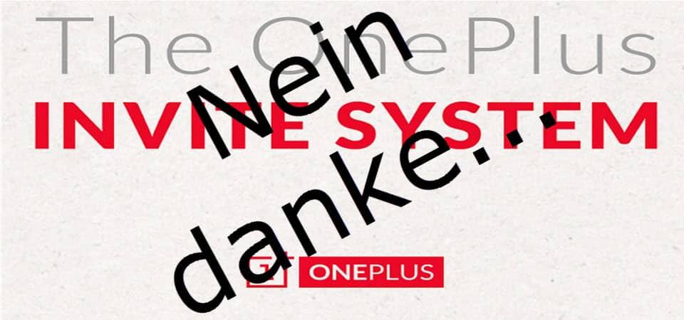 OnePlus One Invite Banner