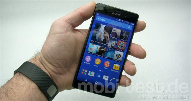 Sony Xperia Z3 Hands-On (2)