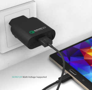 Aukey Quick Charge 2.0 Foto