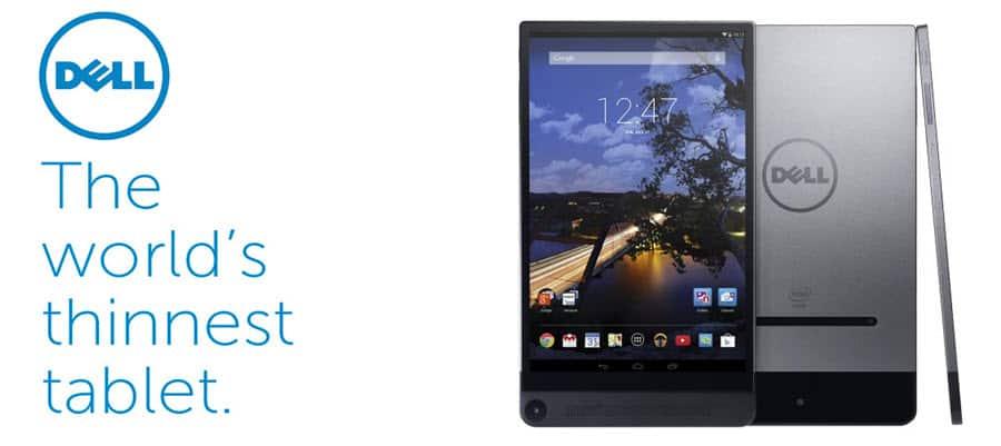 Dell Venue 8 7840 Banner