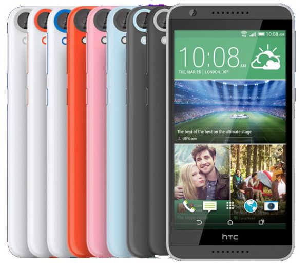 HTC Desire 820 Alle