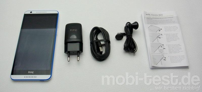 HTC Desire 820 Unboxing (2)