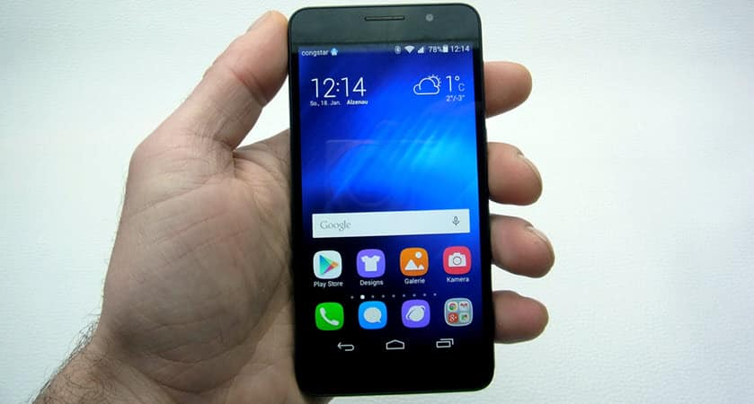 Huawei Honor 6 Hands-On (7)