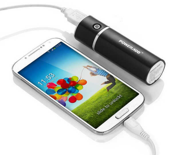 Poweradd Slim2 5000 mAh4